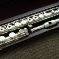 2 Flutes stolen: Powell wooden with gold keys, Muramatsu silver AD