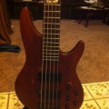 "Keith Brawley 5-string 35"" Bass Guitar"