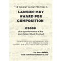 The Lawson-May Award for Composition