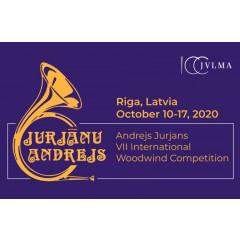 Jurjānu Andrejs VII International Woodwind Competition