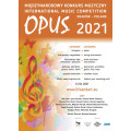 International Music Competition OPUS 2021