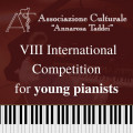 "International Piano Competition ""Premio Annarosa Taddei"" VIII Ed."