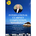 "International Clarinet Competition ""Guy Deplus"""