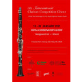 5th International Clarinet Competition Ghent 19-30 january 2021