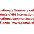 International summer academy Biel-Bienne Switzerland