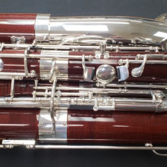 Try My Fast-System Fox Contrabassoon #5xx At IDRS Conference!, pic 2