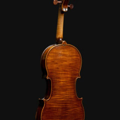A Rare Certified French Violin by Nicolas Caussin, Circa 1880, pic 1