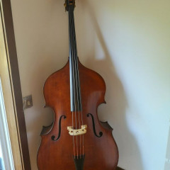 Martin Ruggeri model 4/4 with C extension, pic 1
