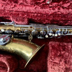 "Buffet ""Super Dynaction"" Tenor Saxophone, pic 2"