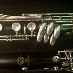 Selmer Basset Horn in F, pic 2