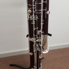 Try My Fast-System Fox Contrabassoon #5xx At IDRS Conference!, pic 3