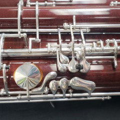 Try My Fast-System Fox Contrabassoon #5xx At IDRS Conference!, pic 1