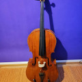 "4/4 Violoncello - Anoymous Maker labeled ""Antonius Stradivarius Cremonensis"""
