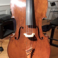 Fantastic cello possibly italian ca. 1820