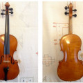 German Violin by Martin Michalke 2004