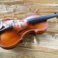 Will Adam Mackay Violin