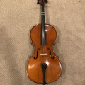 1/2 Size German Cello - $ 2,500