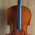 4/4 size Stradivari model Cello with Certificate from Cremona