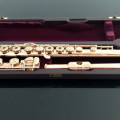Beautiful all 14k, fully engraved SR model Muramatsu flute