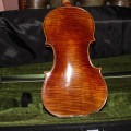 Violin 4/4, unbranded Guarneri del Gesu model