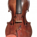 Magnificient and rare italian violin Postiglione school