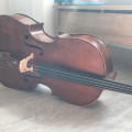 Cello - Maker: Unknown, Country of Origin : Europe, Age : over 50 years