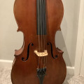 French 3/4 cello early 20th century