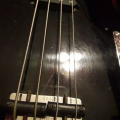 1953 Fender Precision Bass, pic 2