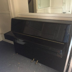 Piano stolen from Putney, London, pic 2
