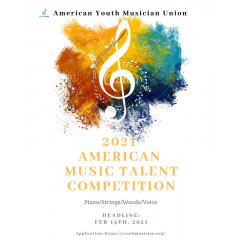 2021 American Music Talent Competition