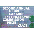 2nd Annual Henri Lazarof International Commission Prize