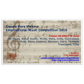 Classic Pure Vienna  International Music Competition