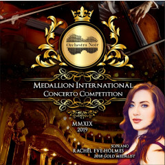 The 2019 Medallion International Concerto Competition