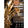 My Favorite Sax - International competition for young saxophonist