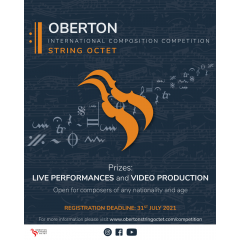 Oberton International Composition Competition