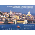 5th Lisbon International Clarinet Competition