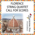 Florence String Quartet Call for Scores