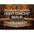 The International Competition «Debut Concert Berlin»
