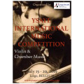 Ysaye International Music Competition