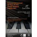 Concurs Internacional de Piano On-line Chopin Sessions Felanitx