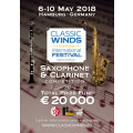 """Classic Winds""  International Saxophone and Clarinet Competition"