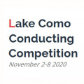 Lake Como Conducting Competition