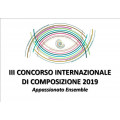 III International Composition Competition Appassionato Ensemble