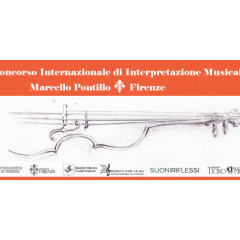 "International Music Competition ""Marcello Pontillo"" - Firenze"