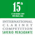 "15th International Clarinet Competition ""Saverio Mercadante"""
