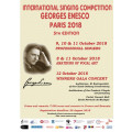 International Singing Competition Georges Enesco