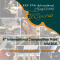 6th International Composition Prize Sempre 2021