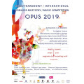 International Music Competition Opus 2019