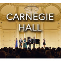 Carnegie Hall, Manhattan International Competition (Online)