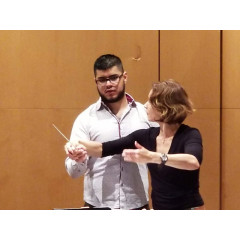 2nd annual Cascade Conducting Masterclass with Sarah Ioannides